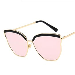 Wholesale Models Sunglass Men - New Luxury Sunglass Attitude Gold Frame Sunglass Metal Frame Vintage Style Outdoor Sumer Design Classical Model High Quality