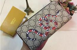 2019 dólar moda designer bolsas ZIPPY CARTEIRA com slots de cartão de crédito adicionais de alta qualidade bolsa de mulheres de couro genuíno Clássico famoso marca de grife carteira longa 0ewr