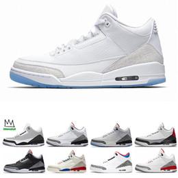 newest cad81 d2cd6 chaussures décontractées noir Promotion 3 Chaussures de basket-ball  bricoler NRG Katrina ciment noir blanc