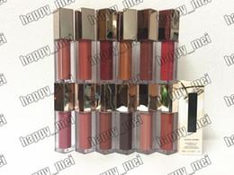 Wholesale universal sizes - Factory Direct DHL Free Shipping New Makeup Lips 9ml Beauty Gloss Bomb Universal Liquid lipstick!12 Different Colors