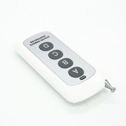 Récepteurs d'émetteur sans fil 433mhz en Ligne-Émetteur de contrôleur sans fil à télécommande de 433mhz pour le module de relais de récepteur de rf 433.92 mhz sans fil
