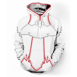 assassin s creed hoodie Promo Codes - 2018 hip hop fashion hooded sweatshirt men 3D both printed assassins creed hoody hoodies man plus size S-5XL