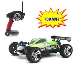 Wholesale Radio Control Off Road - 70km  H New Arrival 1 :18 4wd Rc Car Jjrc A959 Updated Version A959 -B 2 .4g Radio Control Truck Rc Buggy Highspeed Off -Road A979