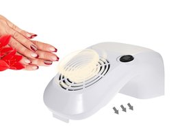 Wholesale Suction Plug - 40W Strong Power Nail Art Suction Dust Collector with Adjustable Speed Design EU Plug Salon Nail Vacuum Cleaner for Manicure
