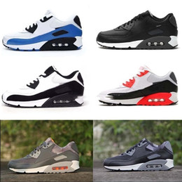 size 40 7eff9 b2998 2019 max 90 Nike Air Max Airmax 90 Hommes Sneakers Chaussures Classique 90  Hommes et Femmes