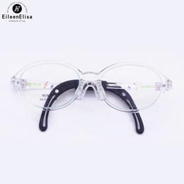 Wholesale Clear Glasses For Kids - EE Kids Optical Glasses Frame Child Boy Girl Myopia Prescription Eyeglass Frames Clear Eyewear Spectacle Frame for Children