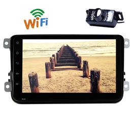 dvd de passat Rebajas EinCar Android Car Stereo Marshmallow System 8 '' Double Din no DVD Player HD Pantalla táctil Navegación GPS Radio de coche Reproductor de audio para PASSAT