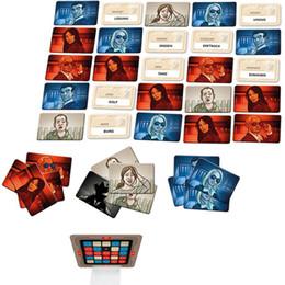 научный пакет Скидка Codenames Party Game Забавные игры для взрослых Социальная игра в слова Простое помещение и сложная игра в карты