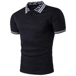 Camisetas polos largas para hombre marca paisley imprimir camiseta envío gratis 2017 pop o-cuello de manga corta desde fabricantes