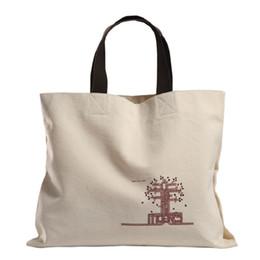 Оптовая 300pcs/много пользовательские печатные логотип хлопка холст сумки многоразовые мешки Tote хлопка для объявлений от