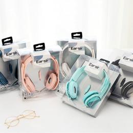 2019 headsets para xbox one Ouvido senhor EX-15 fone de ouvido simples estilo doce bonito para o telefone móvel para PC XBOX UM PS4 fone de Ouvido fone de ouvido Para Computador Fone De Ouvido desconto headsets para xbox one