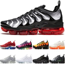 new products 85de2 2dfa0 white nike free Promotion Nike Air Max TN PLUS Hommes Femmes Chaussures De  Course BE TRUE