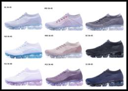 2019 zapatillas multi color 14 colores Epacket Air zapatillas con cordones de zapatillas de correr 2018 zapatillas para hombre súper trato de amortiguación de calzado deportivo hombre adulto 36-45 zapatillas multi color baratos