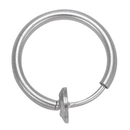 Пронзительные губы онлайн-Clip on Nose Lip Ear Piercing Earrings Punk Goth Septum High Quality Statement Wedding Jewelry Wholesale 10.3