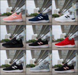 Wholesale Sports Shoes Men Cheap Prices - 2018 New Mens Lite Racer NEO Running Shoes NEO Cellular Sports Shoes Cheap Price Best Quality men women Fashion Running Sneakers Size 36-44