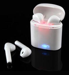 Wholesale Wireless Bluetooth Earplug - New bluetooth headset i8x bluetooth headset earplug stereo bluetooth headset factory