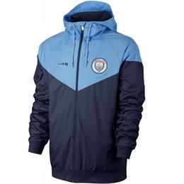 Mens Contrast Windbreaker Badge Logo Logo Thin Jacket Blu Rosso Active Running Outer Spedizione gratuita da