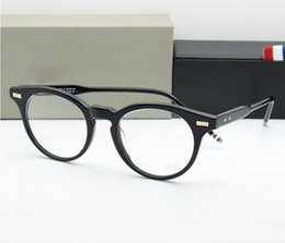 7420e435e78 Men Optical Glasses Frames Brand Designer Vintage Eyeglasses Frames for  Women Round Retro Myopia Eyeglasses Spectacle Frame Glasses with Box optical  frames ...