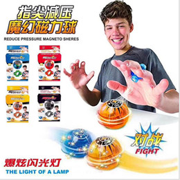 Wholesale Fingers Toys - Fingertip magic ball sensor magnetic ball finger decompression magic magnet ball educational toys