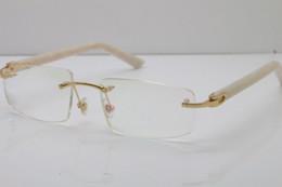 Canada Hot 2018 Rimless Optics 5952139 Lunettes de vue montures de lunettes de vue femmes Lunettes de vue Nouveaux hommes ou femmes cheap eye optics Offre