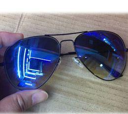 sonnenbrille originalverpackung Rabatt 2018 Markendesigner-Sonnenbrille für Mann-Pilot-Art- und Weise polarisierte Sonnenbrillegläser mit ursprünglicher Verpackungskasten guangzhou18 30pcs
