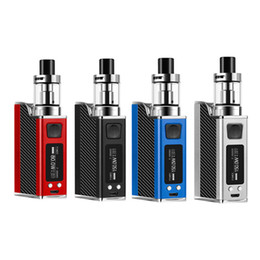 tugboat box mod kit tuglyfe Rabatt 150 Watt Vape Box starten Kits Elektronische Zigarette Temperaturregelung 1500 mAh buildin Batterie 2,0 ml tank Box Mod vape Kit
