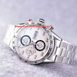 Wholesale Work 16 - 5 Color Luxury Best Edition Watch HBB V6 Factory 43mm Calibre 16 CV2A10 Chronograph Working Swiss ETA 7750 Movement Automatic Mens Watches