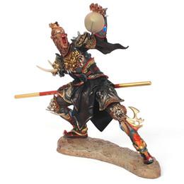 Wholesale Dota Figures - Free shippingfuryMonkey King figure Model China Journey to the West dota sun wu kong
