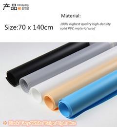 Deutschland 70 x 140 cm weiß himmelblau PVC Material Hintergrund Hintergrund Anti-Falten für Fotostudio Fotografie Beleuchtung foto Hintergrund Versorgung