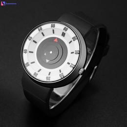 Wholesale Concepts Sport - 2018 Hot Sale New Fashion Style Famous Luxury Brand Men's Concept Steel Round Case Analog Quartz Wrist Watch Sport Watches Clock