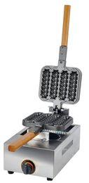 Palos de paleta online-Con costo de envío Gas tipo 4 pcs hot dog waffle maker lolly waffle stick