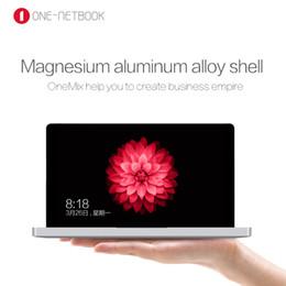 """2019 1,5 tablette Super coole Palm Style Laptop-Computer ein Netbook 7 """"One Mix Tablet PC 360 gedreht Z8350 Plus IPS Touchscreen-Tastatur mit Hintergrundbeleuchtung"""