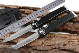 Cuchillo elmax online-Nuevo 150-10 HALO VI Tactical Cuchillo Plegable Mango de Aviación de Aluminio Elmax Blade Camping Hunting Survival Pocket EDC Herramientas Colección Cuchillo