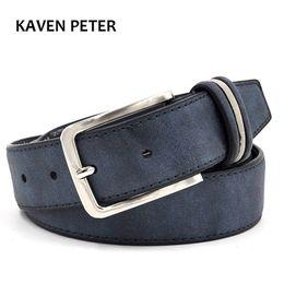 Wholesale Active Brush - Brushed Pu Face Leisure Belts High Fashion Men Belt 2016 Leather Belts For Jeans For Man With 110 cm 115cm 120 cm 125cm 130 cm