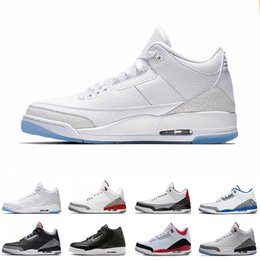 Wholesale free designer shoes - Cheap mens Basketball Shoes Pure white Katrina JTH Free Throw Line Black Cement men trainers sports sneakers designer shoe size 8-13