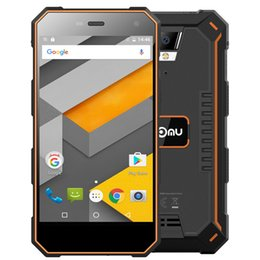 Wholesale Water Bits - Nomu S10 IP68 Android Phone Waterproof Mobile Phone 5000mah 5.0 Inch 2GB RAM 16GB ROM Quad Core 8.0MP 4G LTE Smartphone