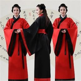 2019 alte chinesische kostüme frauen Neue Frauen Hanfu Chinesisches Traditionelles Kostüm Prinzessin Kostüm Fairy Dress Bühnenkleidung Altertümliche Chinesen günstig alte chinesische kostüme frauen