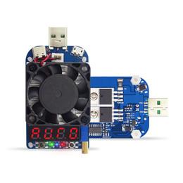 Canada HD25 / HD35 Déclencheur QC2.0 QC3.0 Intelligent USB DC Courant électronique Charge Tension Résistance Testeur Voltmètre cheap electronic voltmeter Offre