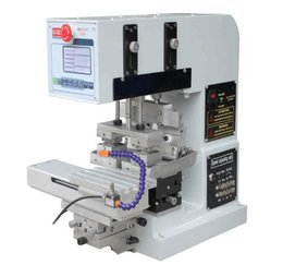 Wholesale Manufacturing Machines - tabletop 2 color pad printing machine, ink tray pad printing machine manufacture