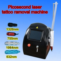 Wholesale tattoo removal machine picosecond - Professional Multifunction PicoSure Laser For all pigment removal Removal picosecond tattoo removal machine nd yag laser For Clinic Use