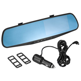 Wholesale Rearview Cam - 1080P top selling rear view mirror CAR dvr,car dash cam dual camera,car dash cam rearview