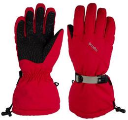Новые прибытия длинные манжеты относятся к силиконовые нескользящие водонепроницаемый ветрозащитный лыжные перчатки Спортивные перчатки Epacket бесплатная почта от Поставщики кожаное освещение