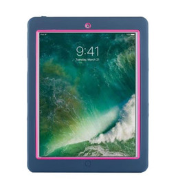 """Wholesale Kids Ipad Tablet - 2017 New Kids Safe Case For Apple iPad pro 9.7"""" Tablet PC Armor Shockproof Heavy Duty Silicone Hard Cover"""