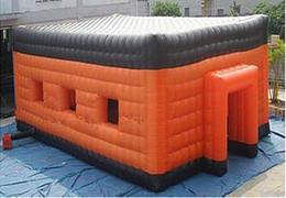 tenda inflável de cubo Desconto Famoso 2016 inflável do cubo, barraca inflável para a exposição e promoção da propaganda para venda