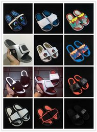 Wholesale hotel sales - Fashion slippers sandals Hot Sale Summer 4 Slippers Hydro IV 4s Sandals Men Women Fashion Outdoor Casual Slippers Size 40-47