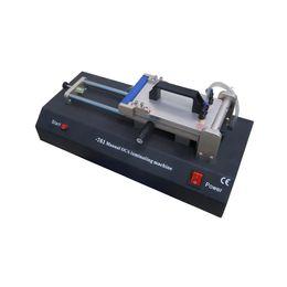 Wholesale universal laminator - TBK Built-in Vacuum Pump Universal OCA Film Laminating Machine Multi-Purpose Polarizer for LCD Film Laminator No Need Mold