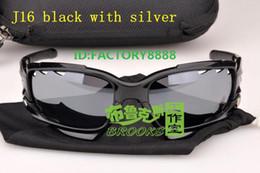 Оптовая продажа-100% мужские солнцезащитные очки велосипед Велоспорт очки Очки Спорт UV400 3 линзы солнцезащитные очки линзы очки 24Color можно смешать заказ от Поставщики дешевые дизайнерские солнцезащитные очки