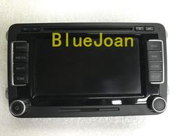 navegación pantalla táctil coche audio Rebajas Original RNS510 panel frontal completo Pantalla LCD de 6.5