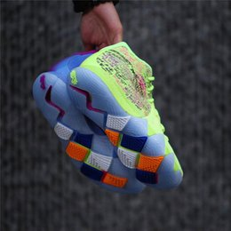 Wholesale Quality Outdoor - New Kyrie 3 Sneaker Room Mom And Kyrie 4 Confetti Top Quality Kyrie Irving Basketball Shoes Outdoor Sports Sneakers With Box Free Shipping