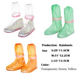 Wholesale Antiskid Shoes - High Quality Colorful Antiskid Waterproof Thickening Summer Outdoor Travel Essentials Rain Boots Set High Bangchang Bandage Rain Shoes Cover
